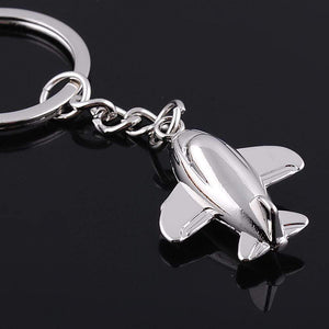 PILOTSX Trendy Airplane KeyChain