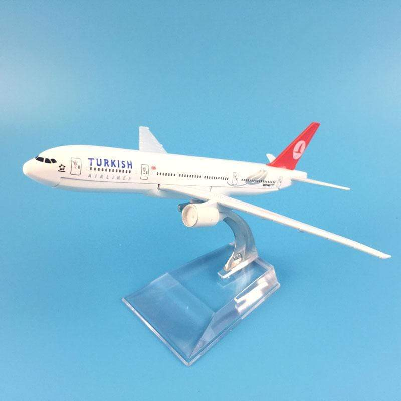PILOTSX Turkish Airlines The 777 300