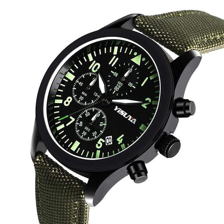 PilotX Army Luxury Watch