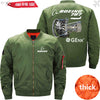 PilotX Jacket Army green thick / S The GENX The 787 Jacket -US Size