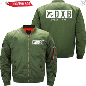 PilotX Jacket Army green thin / S (US XXS) DXB Jacket -US Size