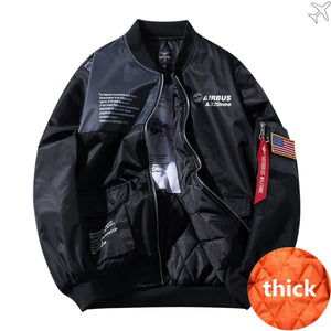 PilotX Jacket Black / S Airbus A320neo