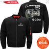 PilotX Jacket Black thick / S The GENX The 787 Jacket -US Size
