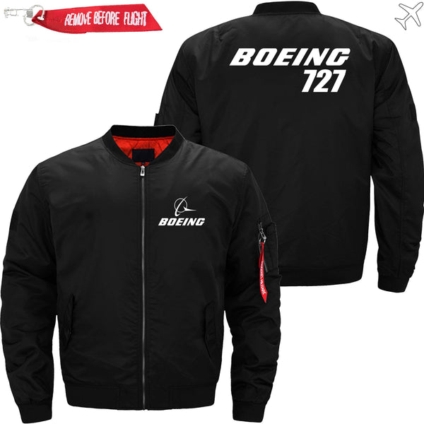 PilotX Jacket Black thin / XS B 727 Jacket -US Size
