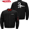 PilotX Jacket Black thin / XS B 737 Jacket -US Size