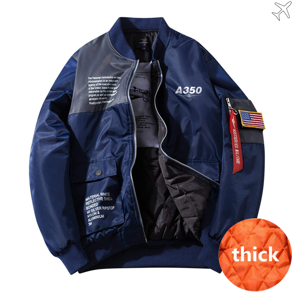 PilotX Jacket Dark blue / S Airbus A50