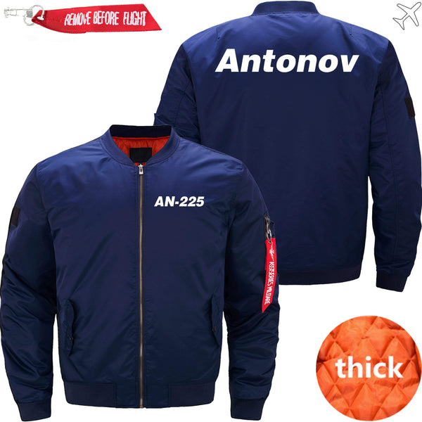 PilotX Jacket Dark blue thin / XS Antonov An-225 -US Size