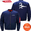 PilotX Jacket Dark blue thick / XS B 737 Jacket -US Size