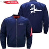PilotX Jacket Dark blue thin / XS B 737 Jacket -US Size
