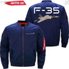 PilotX Jacket Dark blue thin / XXL F 35 Jacket -US Size
