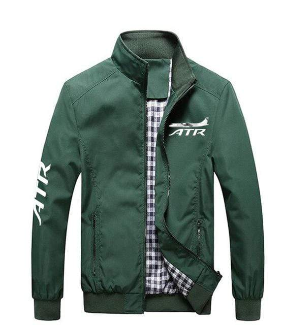 PilotX Summer Jacket Army green / S ATR 72