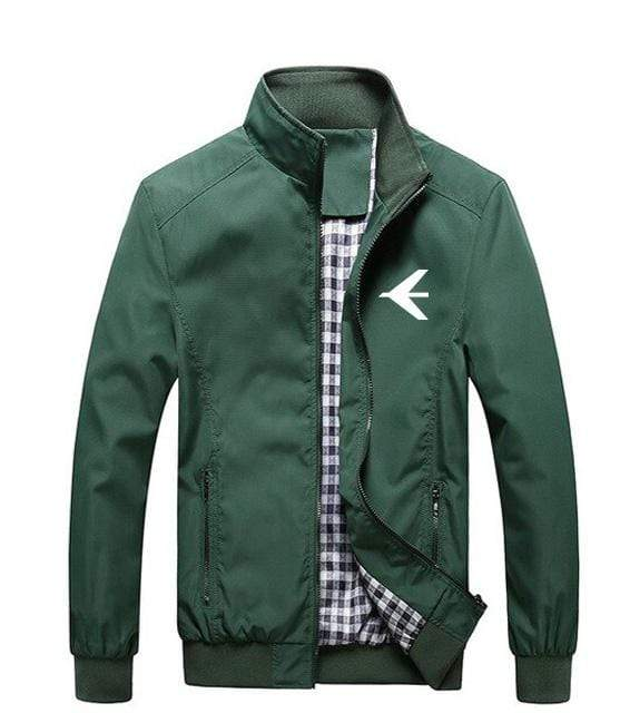 PilotX Summer Jacket Army green / S Embraer