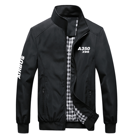 PilotX Summer Jacket Black / S Airbus 350 XWB