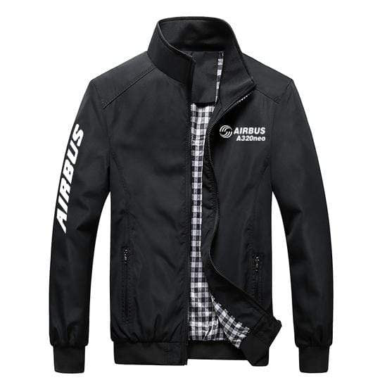 PilotX Summer Jacket Black / S Airbus A320neo
