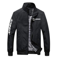 PilotX Summer Jacket Black / S Airbus New Logo