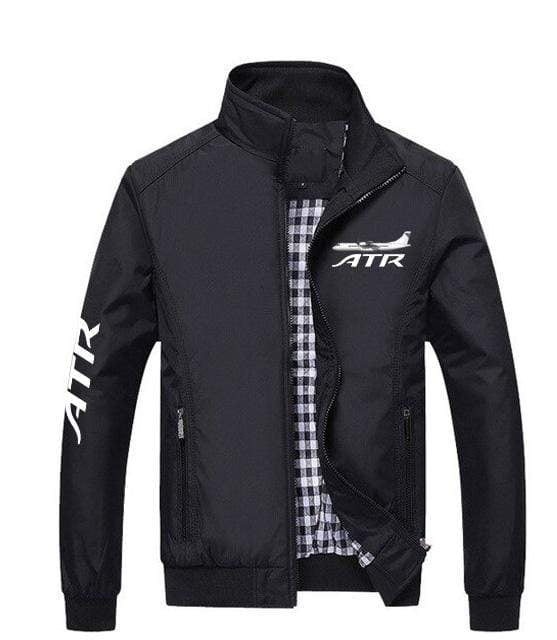 PilotX Summer Jacket Black / S ATR 72
