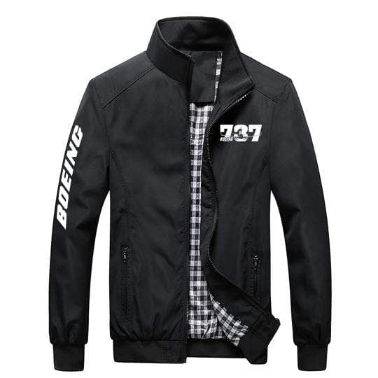 PilotX Summer Jacket Black / S Boeing 737