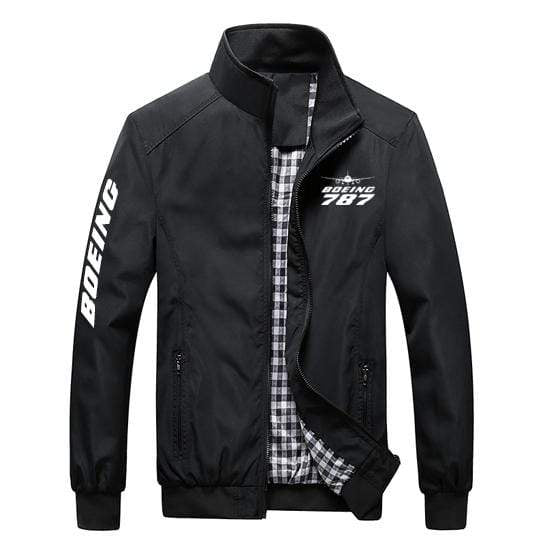PilotX Summer Jacket Black / S Boeing 787