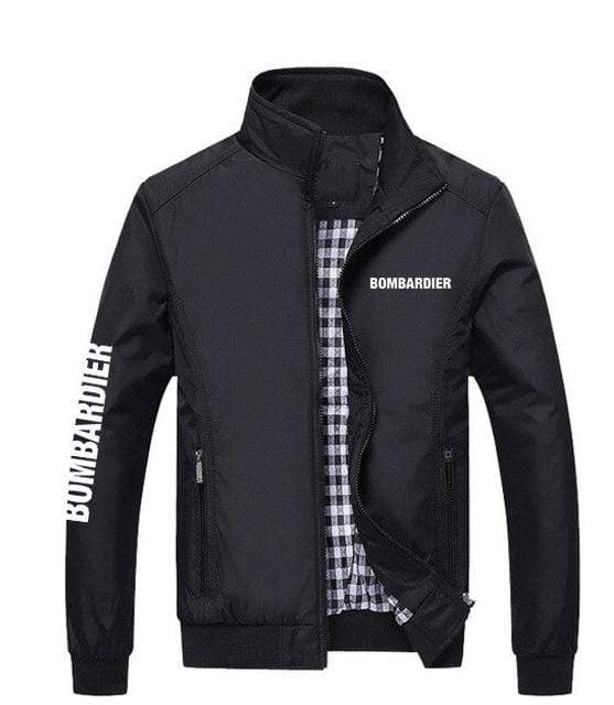 PilotX Summer Jacket Black / S Bombardier