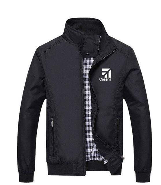 PilotX Summer Jacket Black / S Cessna