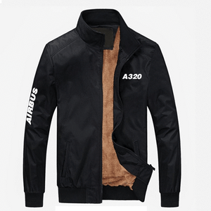 PilotX Summer Jacket Black thick / S Airbus 320