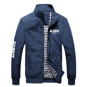 PilotX Summer Jacket Blue / S Airbus 380