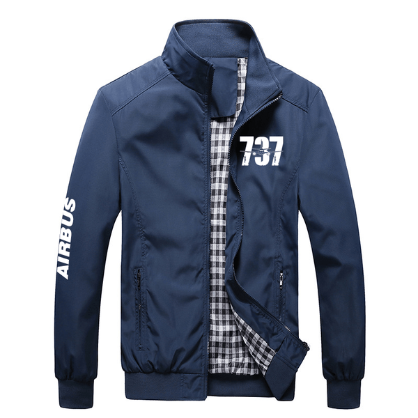 PilotX Summer Jacket Silver / S Boeing 737