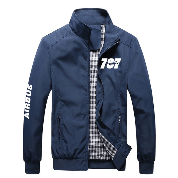 PilotX Summer Jacket Silver / S Boeing 787