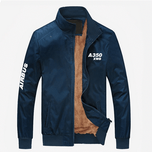 PilotX Summer Jacket Blue thick / S Airbus 350 XWB