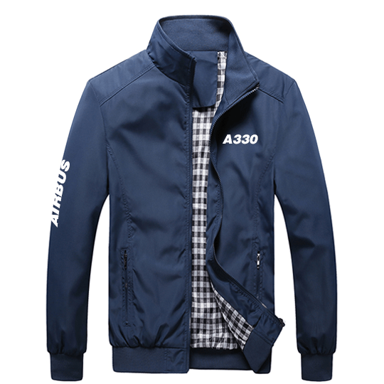 PilotX Summer Jacket Dark blue / S Airbus 330