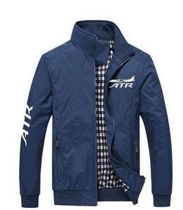 PilotX Summer Jacket Dark blue / S ATR 72