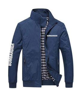 PilotX Summer Jacket Dark blue / S Bombardier