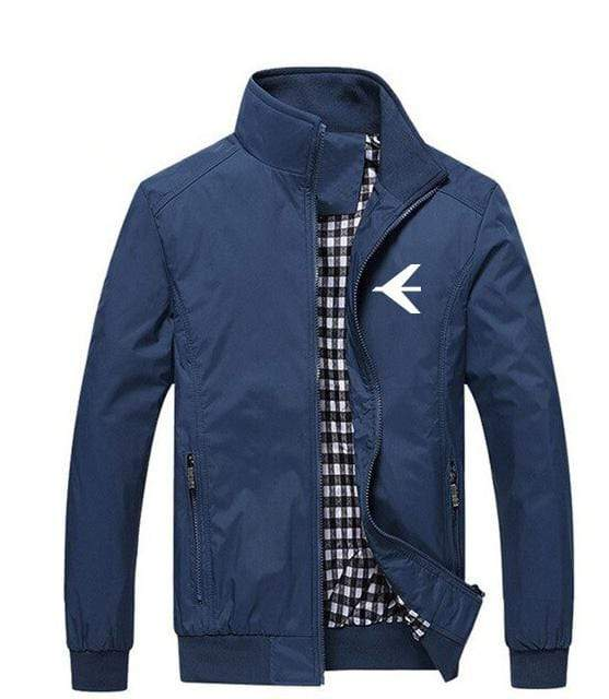 PilotX Summer Jacket Dark blue / S Embraer