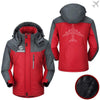 PilotX Windbreaker Jackets Red Gray / M Airbus Shape Jacket