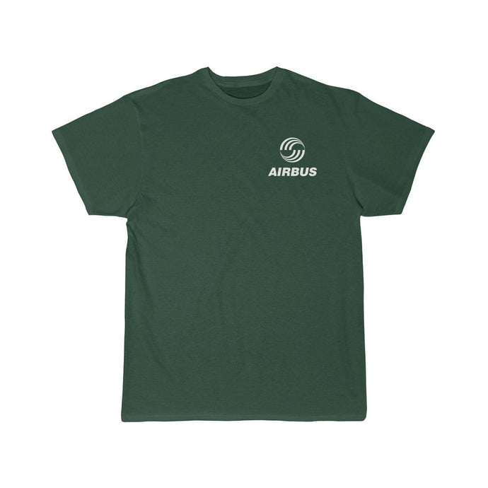 Printify T-shirt Forest / L Airbus Logo