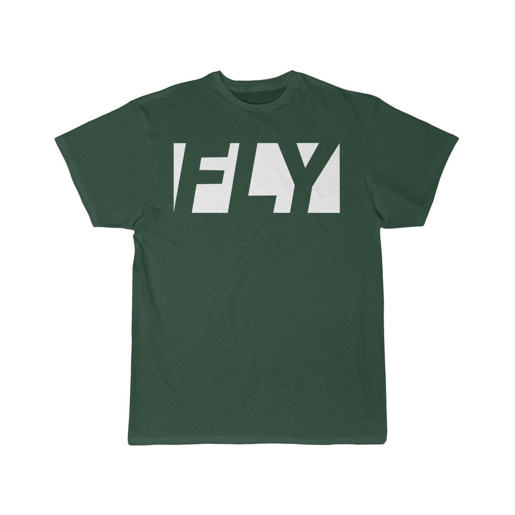 Printify T-shirt Forest / L FLY