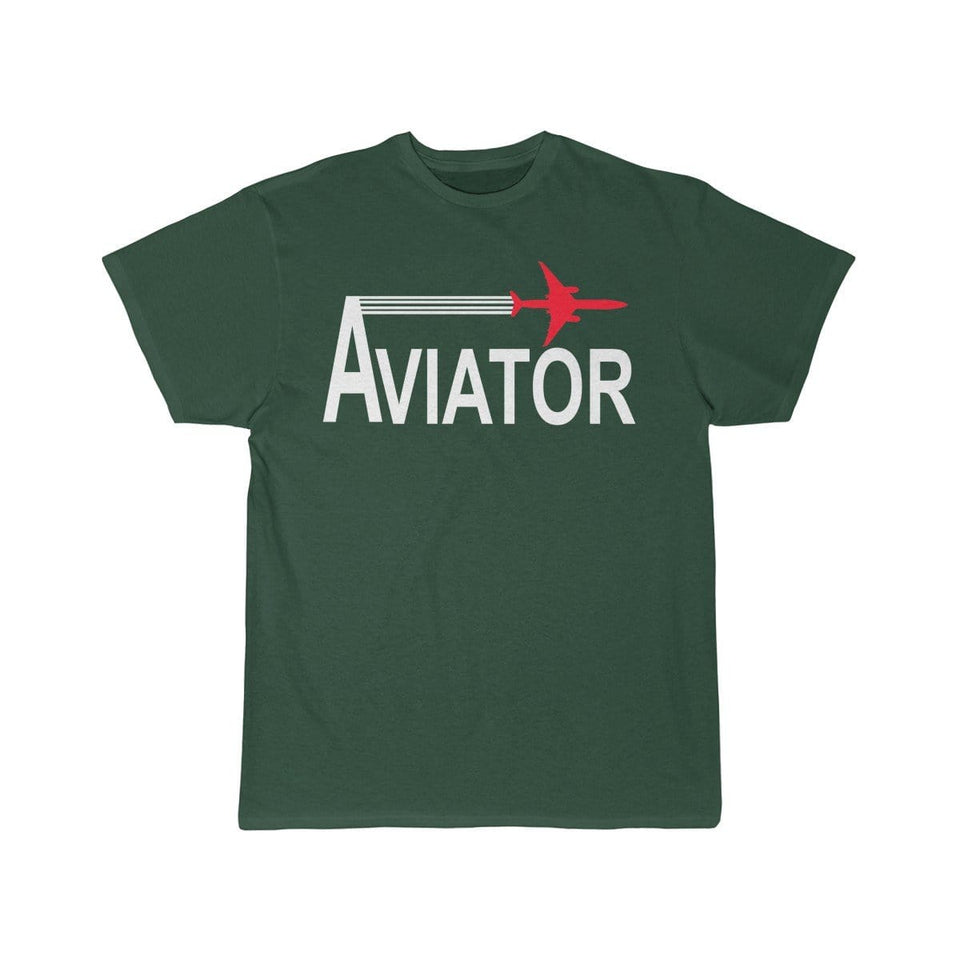 Printify T-shirt Forest / S Aviator Designed T-Shirts