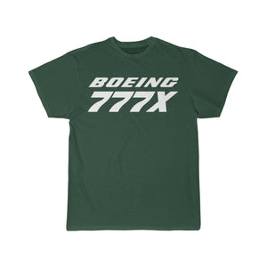 Printify T-shirt Forest / S Boeing B777 X