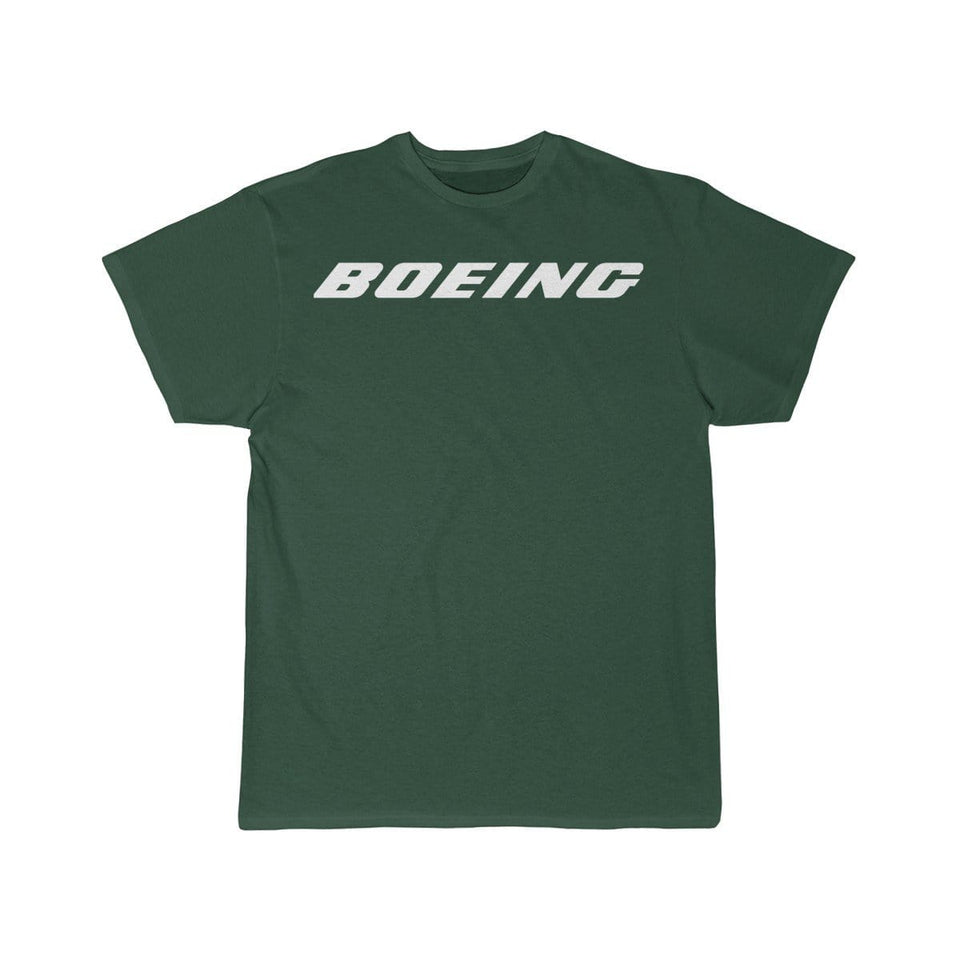 Printify T-shirt Forest / S Boeing Customizable Model Design