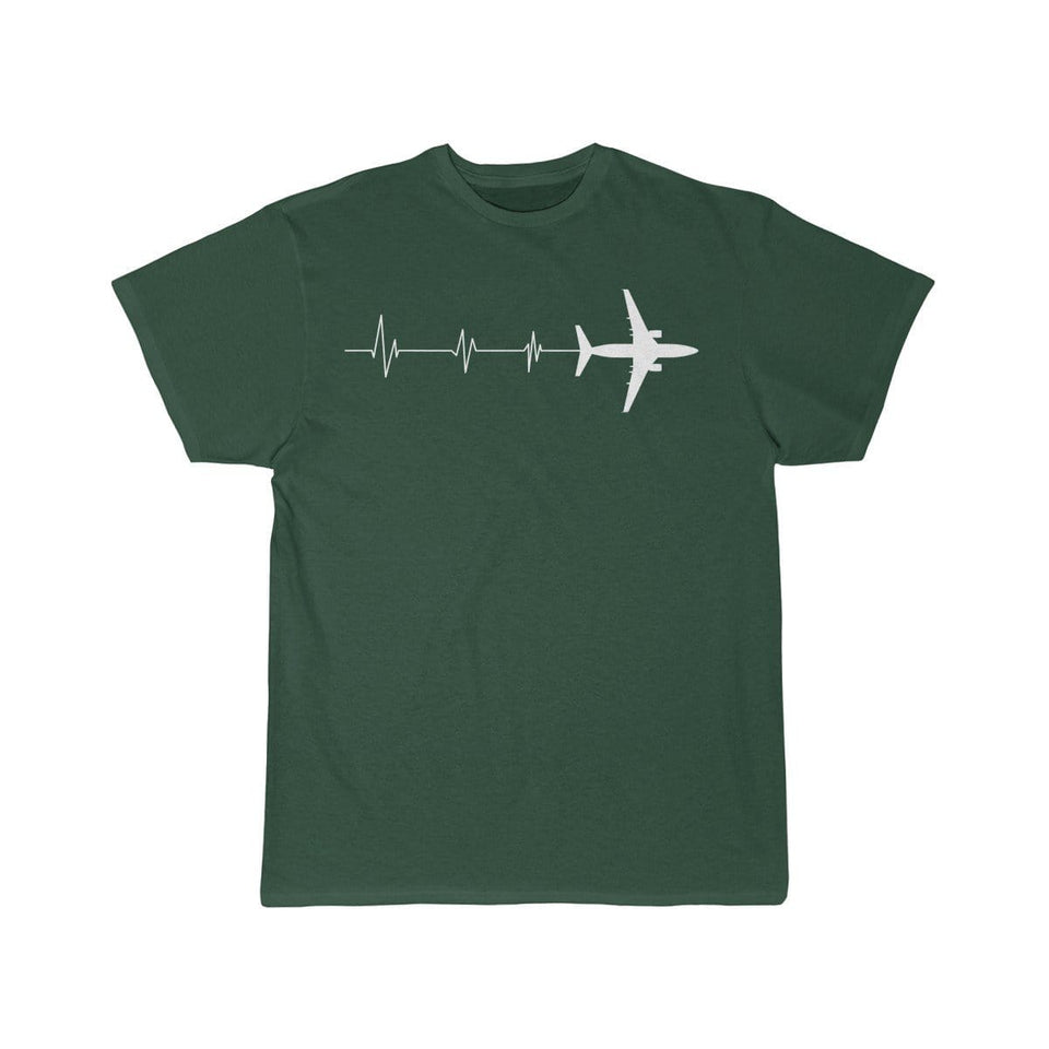 Printify T-shirt Forest / S HEARTBEAT 737