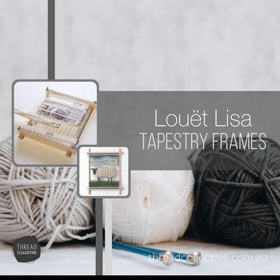 Get creative with Louët Lisa tapestry frames