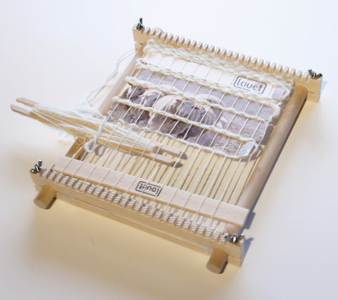 Louët Lisa tapestry weaving loom Thread Collective Australia