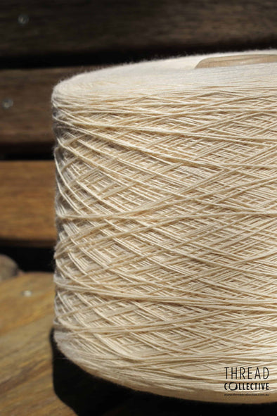 Supima ring spun cotton 16/4, Yarn, Georgia Yarn Company,- Weaving, Thread Collective, Brisbane, Australia