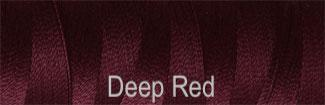 Venne Mercerised Cotton Ne 20/2 Deep Red 3005