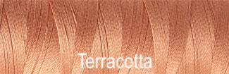 Venne Mercerised Cotton Ne 20/2 Terracotta 3010
