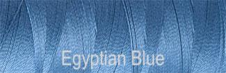 Venne Mercerised Cotton Ne 20/2 Egyptian Blue 4058