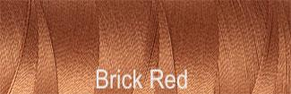 Venne Mercerised Cotton NM 34/2 Brick Red 6003