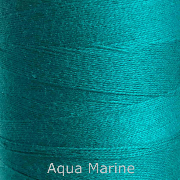 16/2 cotton weaving yarn aqua marine