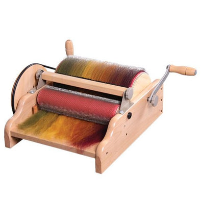 Ashford Drum Carder wide  large batts  Australia