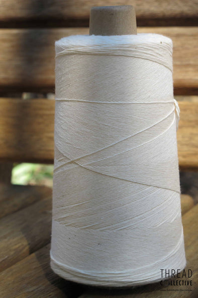 Australian 100% Super Cotton, Yarn, Full Circle Fibres,- Weaving, Thread Collective, Brisbane, Australia